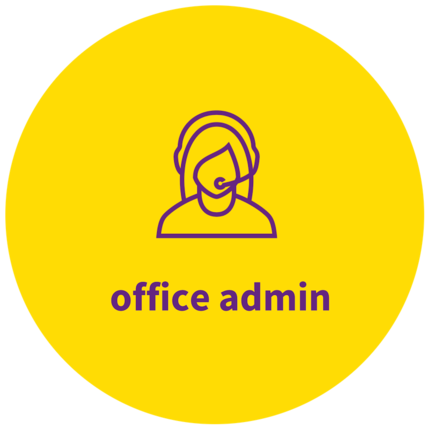 Office admin icon